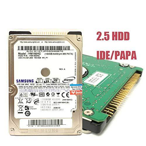Laptop Notebook 40GB 60GB 80GB 120GB 160GB