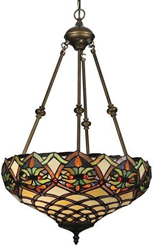 Meyda Home Indoor Decorative Lighting Accessories 16 W Franco Inverted Pendant