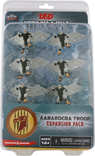 (D&D Attack Wing: Wave Two - Aarakocra Troop Expansion Pack)