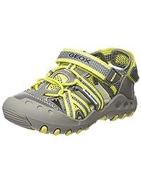Geox Kids J SAND.KYLE C Athletic Sandals