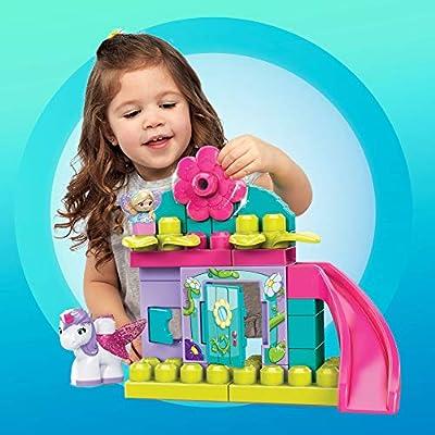 Mega Blocks First Builders Enchanted Cottage: Toys & Games