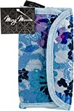 Mary Maxim Quilted Crochet Needle Case-Watercolor