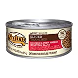 The Nutro Company Natural Choice Adult Sliced Chicken and Tuna Entrée, 3-Ounce, 24-Pack Cans
