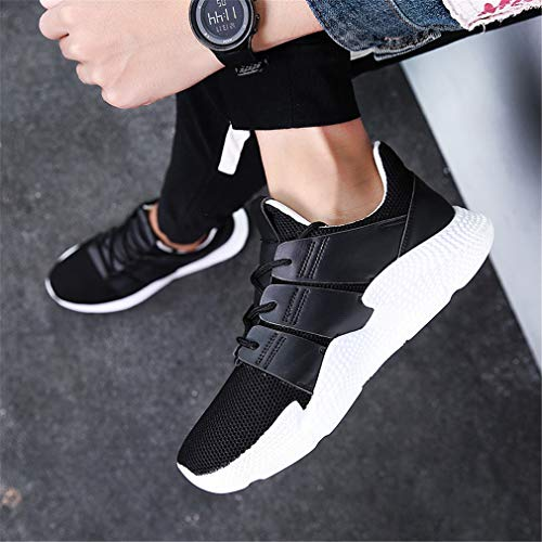Maille en Course Chaussures Fitness Sports D Trainers de pour Hommes Chaussures Air Respirante Chaussures Tricot YAN BwYvtqX