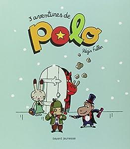 """Afficher """"3 aventures de Polo"""""""
