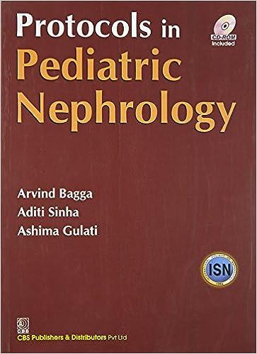 Practical Algorithms In Pediatric Nephrology Pdf