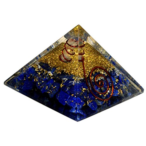 Pyramid Booklet International Crystal Gemstones