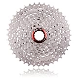 Ztto 8 Speed 11-40T Wide Ratio Cassette With Rear Derailleur Hanger Extension for Mountain Bikes