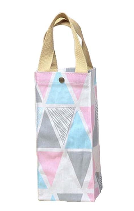 E] 2 bolsas de agua de la botella de agua la bolsa de asas ...