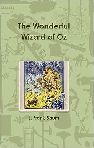 Wizard Of Oz Epub