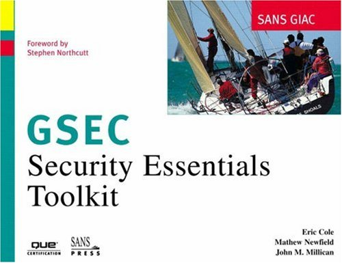 SANS GIAC Certification: Security Essentials Toolkit (GSEC) by Pearson IT Certification