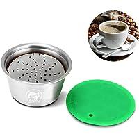 OurLeeme Cápsula Reutilizable de café, Cápsulas Reutilizable