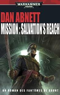 Mission : salvation's reach par Dan Abnett