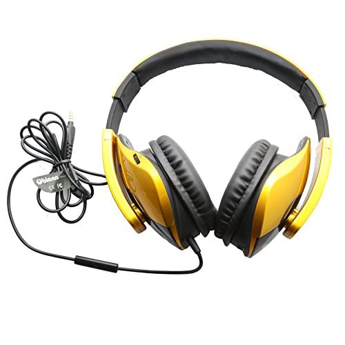 Oblanc OG-AUD63056 Gold Shell 210 Dual Driver Headphone with