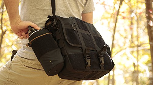 Got to Go Bag (Black) | Made In USA, Overland Off-Road Car Camping Gear by Blue Ridge Overland Gear (Image #7)