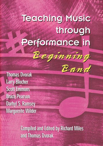 (Teaching Music through Performance in Beginning Band)