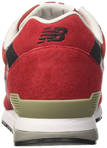 Basses Baskets 996 Balance Revlite red New Rouge Homme qawSf4