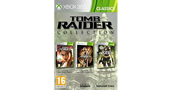 Tomb Raider Collection: Amazon.es: Videojuegos