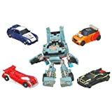 Transformers Combiners 5PK - Rallybots Double Clutch