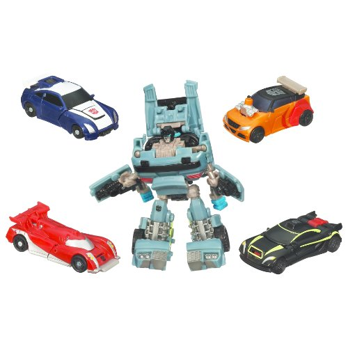 Transformers Combiners 5PK - Rallybots Double Clutch by Transformers