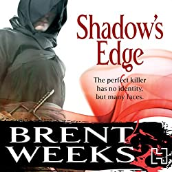 Shadow's Edge: Night Angel Trilogy, Book 2