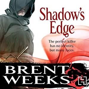 Shadow's Edge: Night Angel Trilogy, Book 2 Audiobook