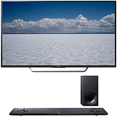 "Sony XBR-55X700D - 55"" Class 4K Ultra HD TV + Sony HT-NT5 Sound Bar with Hi-Res Audio and Wireless Streaming"