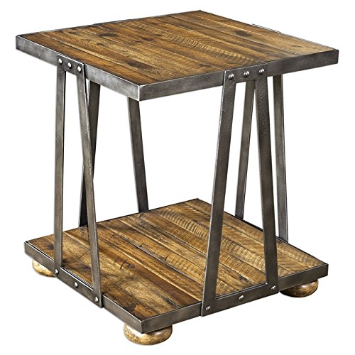 Uttermost Vladimir End Table - Uttermost Traditional End Table