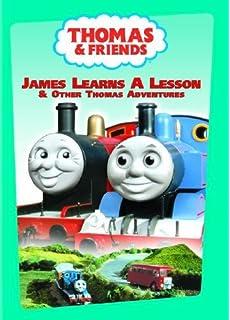 Thomas Friends James Learns A Lesson