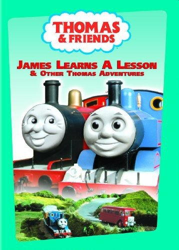 - Thomas & Friends: James Learns a Lesson