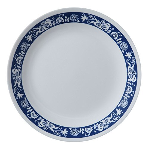 "Corelle Livingware True Blue 8.5"" Lunch Plate (Set of 6)"