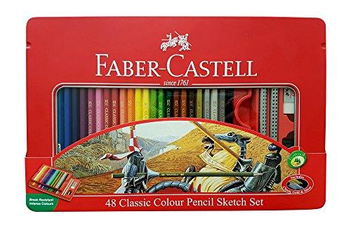 Faber Castell Premium Pencils sketch