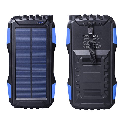 Solar Powered Cellphone Case - 1