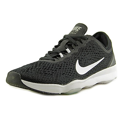 Nike Wmns Damer Zoom Fit Sneakers, Sort Sort