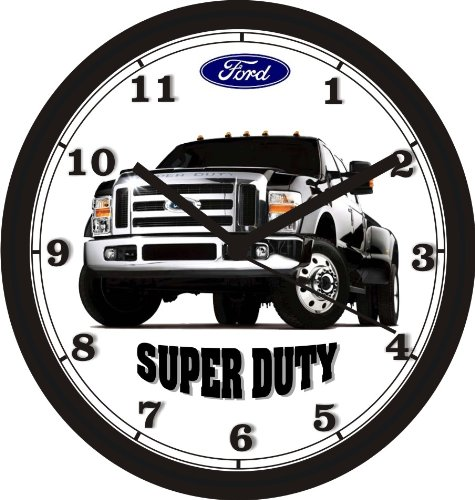 2008-2013 FORD SUPER DUTY PICKUP TRUCK WALL CLOCK-Free USA Ship