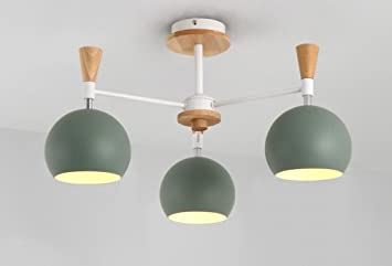 Plafoniere Da Soffitto Verde : Gry luce di soffitto plafoniera