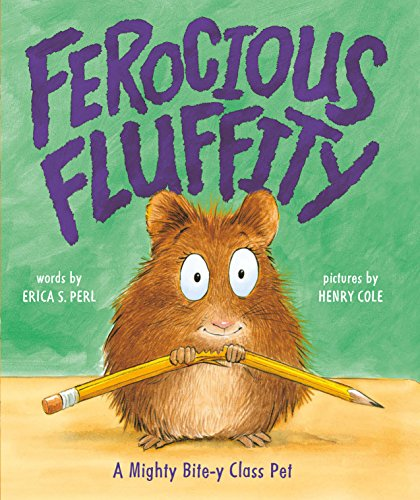 Ferocious Fluffity: A Mighty Bite-y Class ()