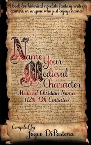 Cool Names For Characters In A Book