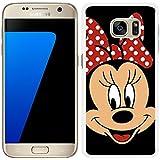 FUNDA CARCASA PARA SAMSUNG Galaxy S7 Edge DISEÑO MINNIE