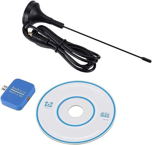 Mysky para Android Sdr+R820T2 teléfono Celular Sdr Micro Rtl-Sdr y Receptor Ads-B: Amazon.es: Electrónica