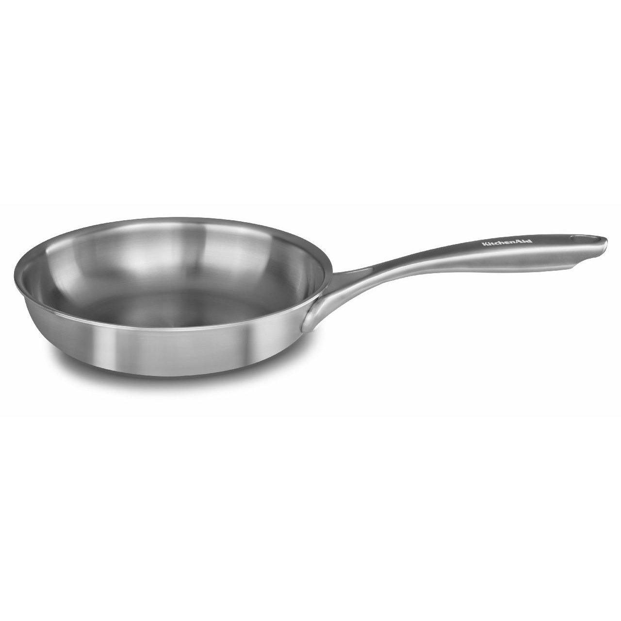 KitchenAid KCC08SKST Copper Core 8'' Skillet Cookware - Stainless Steel