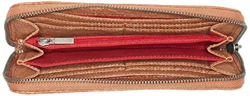Fritzi aus PreußenNicole - Billetera Mujer Braun (Tanger-Ku)