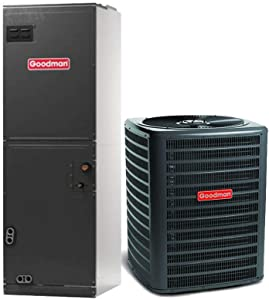 Goodman 5 Ton 16 Seer Air Conditioning System with Multi Position Air Handler
