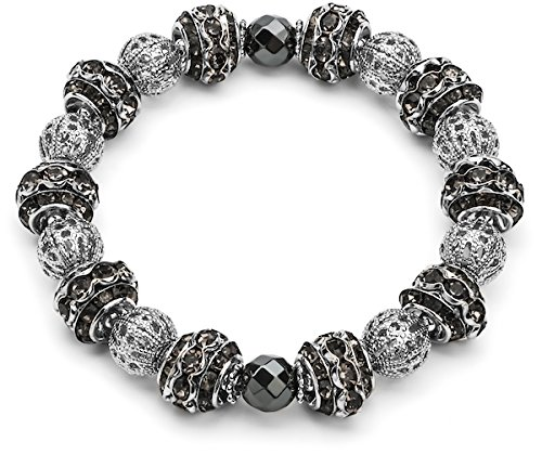 Elegant Magnetic Therapy Wrist Bracelet Jewelry for Women Healing Carpal Tunnel, Reducing Anxiety, and Relieving Arthritis Joint Pain - Stylish and Sporty by Verseo