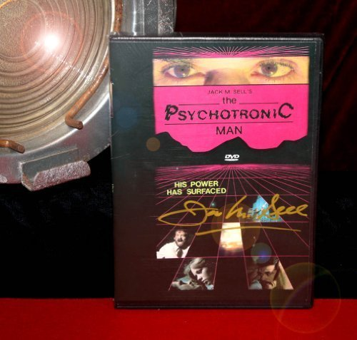 The Psychotronic Man DVD – Signed by Director
