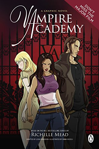 Vampire academy a graphic novel ebook richelle mead emma vieceli vampire academy a graphic novel ebook richelle mead emma vieceli amazon loja kindle fandeluxe Gallery