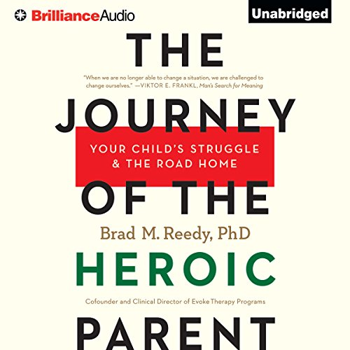 The Journey of the Heroic Parent: Your Child's Struggle & The Road Home by Brilliance Audio