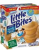 ice cream bites - Entenmann's Little Bites Vanilla Muffins Limited Edition (2 Boxes) Bonus 1 Entenmann's Individual Apple Pie