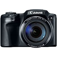 Canon PowerShot SX510 HS 12.1 MP CMOS Digital Camera (discontinued by manufacturer) Basic Intro Review Image
