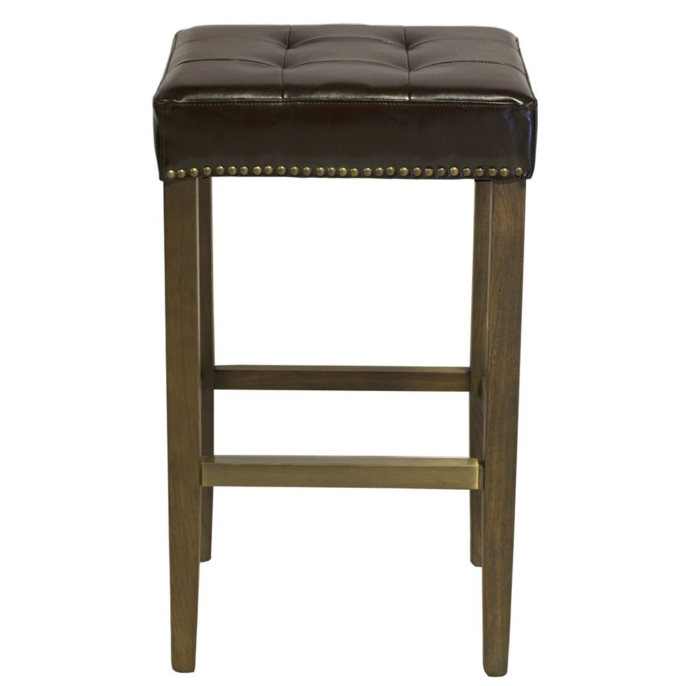 Design Tree Home PJDT-052-750 Bar Stool with Cushion 30